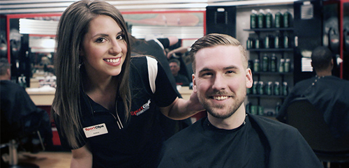 Sport Clips Haircuts of Strawbridge Marketplace  Haircuts